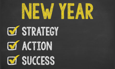 Make a New Year's Strategy, not a Resolution