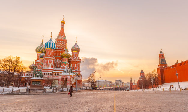 Why Hasn't a Market Economy Taken Hold in Russia?